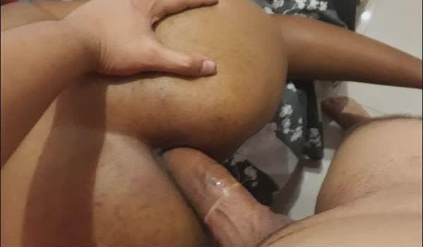 Imagem para Mulata dando o cuzinho